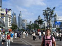 Shanghai, Peoples square