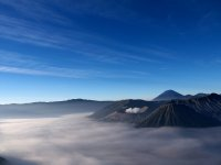 Dawn at Gunung Bromo