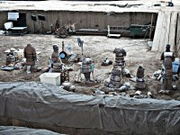 Rebuilding Terra Cotta warriors